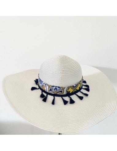 cappello in paglia siciliano
